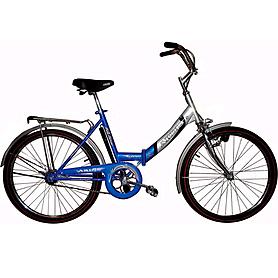 """Велосипед городской Ardis Fold CK 24"""" синий без освещения., рама - 17"""""""