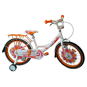 """Велосипед детский Ardis Lillies BMX 20"""" бело-оранжевый"""