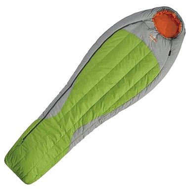 Мешок спальный (спальник) левый Pinguin Spirit 185 зеленый