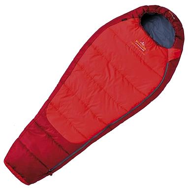 Мешок спальный (спальник) правый Pinguin Comfort Junior 150 красный