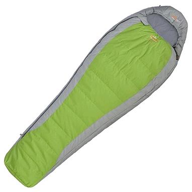 Мешок спальный (спальник) правый Pinguin Micra 185 зеленый