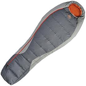 Мешок спальный (спальник) правый Pinguin Topas 185 серый