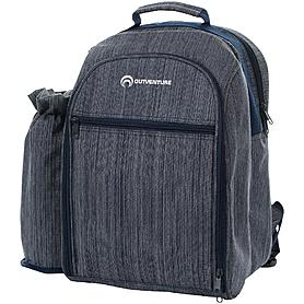 Рюкзак для пикника на четыре персоны Outventure сапфировый