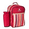 Рюкзак для пикника на 3 персоны Nordway красный - фото 1