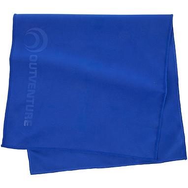 Полотенце быстросохнущее Outventure (60х30 см) синее
