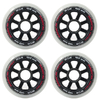 Колеса для роликов Tempish Radical 90x24 мм 85А - фото 1