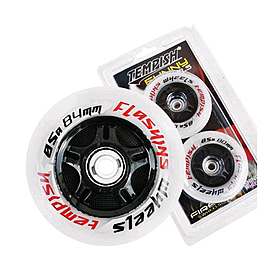 Колеса для роликов Tempish Flashing 84x24 мм 85A