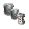 Защита для катания на роликах (комплект) Tempish Cool max серебряная, размер - XL - фото 1