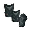 Защита для катания на роликах (комплект) Tempish Jolly черная, размер - M - фото 1