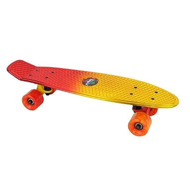 Скейтборд Tempish Buffy Star красно-желтый