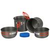 Набор посуды из анодированного алюминия на 1-2 персоны Tramp - фото 1
