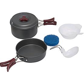 Фото 1 к товару Набор посуды на 2 человек Outventure