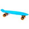 Скейтборд Penny Cruiser Fish Line 22-K голубой - фото 1