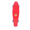 Скейтборд Penny Cruiser Fish Line 22-K красный - фото 1