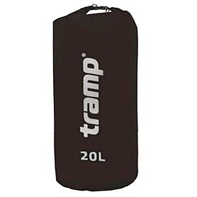 Компрессионный мешок Tramp 20 л черный