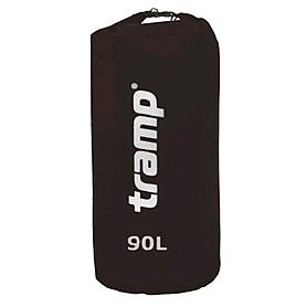 Компрессионный мешок Tramp 90 л черный