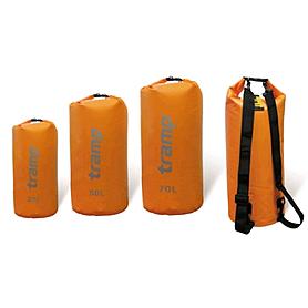 Фото 2 к товару Компрессионный мешок Tramp 50 л оранжевый
