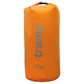 Фото 1 к товару Компрессионный мешок Tramp 70 л оранжевый