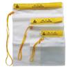 Гермопакет Tramp (18x25 см) желтый - фото 1