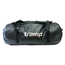 Гермосумка Tramp 60 л черная