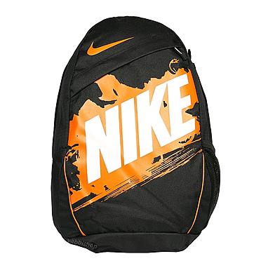 Рюкзак городской мужской Nike Classic Turf BP черный с желтым