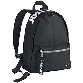 Фото 1 к товару Рюкзак городской Nike Young Athletes Classic Base Backpack черный с белым