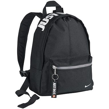 Рюкзак городской Nike Young Athletes Classic Base Backpack черный с белым