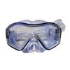Маска для плавания Dorfin (ZLT) синяя - фото 1