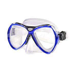 Маска для плавания Dorfin (ZLT) синяя