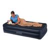 Кровать надувная односпальная Intex 66706 (191х99х47 см) - фото 1