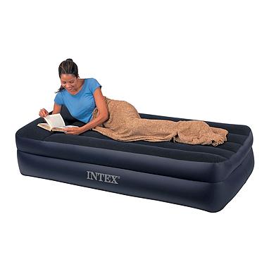 Кровать надувная односпальная Intex 66706 (191х99х47 см)