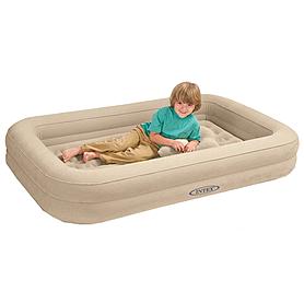 Кровать надувная детская Intex 66810 (168x107x25 см)
