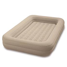 Фото 2 к товару Кровать надувная детская Intex 66810 (168x107x25 см)