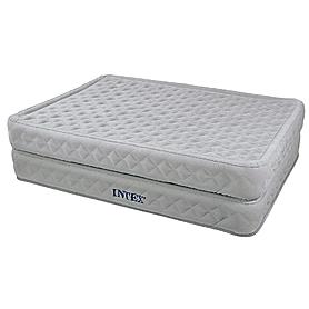 Фото 1 к товару Кровать надувная двуспальная Intex 66962 (203х152х51 см)