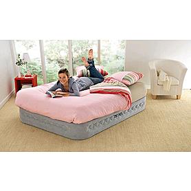 Фото 2 к товару Кровать надувная двуспальная Intex 66962 (203х152х51 см)