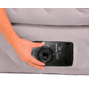 Кровать надувная односпальная Intex 66964 (191х99х51 см) - фото 4