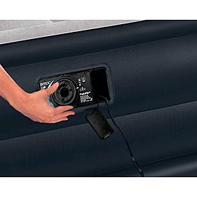 Фото 3 к товару Кровать надувная односпальная Intex 67732 (203х102х48 см)