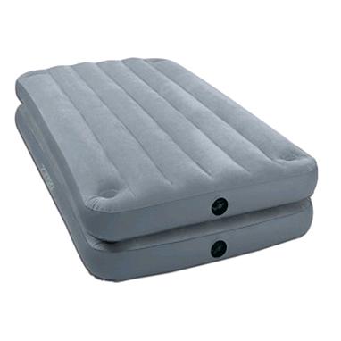 Кровать надувная односпальная Intex 67743 (191х99х46 см)