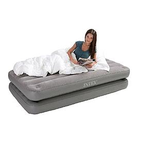 Фото 2 к товару Кровать надувная односпальная Intex 67743 (191х99х46 см)