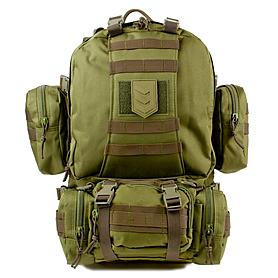 Фото 1 к товару Рюкзак тактический VVV Gear Paratus 3 Day Operator's Pack 47 Olive Drab