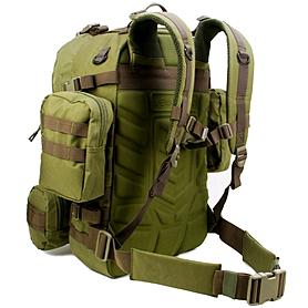 Фото 3 к товару Рюкзак тактический VVV Gear Paratus 3 Day Operator's Pack 47 Olive Drab