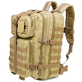 Фото 3 к товару Рюкзак тактический VVV Gear Velox II Tactical 27 Coyote Tan