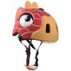Шлем анимированный Crazy Safety 3D Жираф с фонариком - фото 2