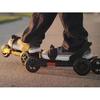 Коньки роликовые Cardiff Skate S1 черно-бронзовые - фото 3
