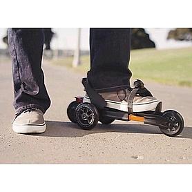 Фото 4 к товару Коньки роликовые Cardiff Skate S1 черно-бронзовые