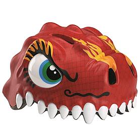 Фото 1 к товару Шлем анимированный Crazy Safety 3D Китайский Дракон с фонариком