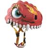 Шлем анимированный Crazy Safety 3D Китайский Дракон с фонариком - фото 2