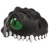 Шлем анимированный Crazy Safety 3D Черный Дракон - фото 1