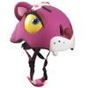 Шлем анимированный Crazy Safety 3D Чеширский кот с фонариком - фото 2