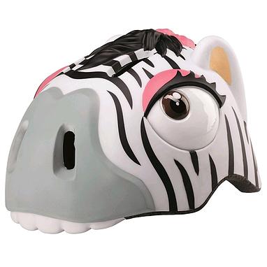 Шлем анимированный Crazy Safety 3D Зебра
